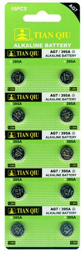 TIAN QIU AG 7 / 395A batterijen