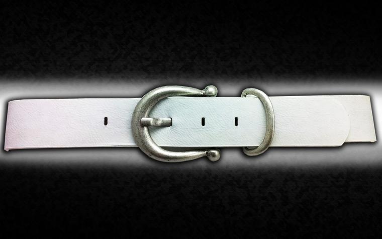 Q&A Belts 2#White