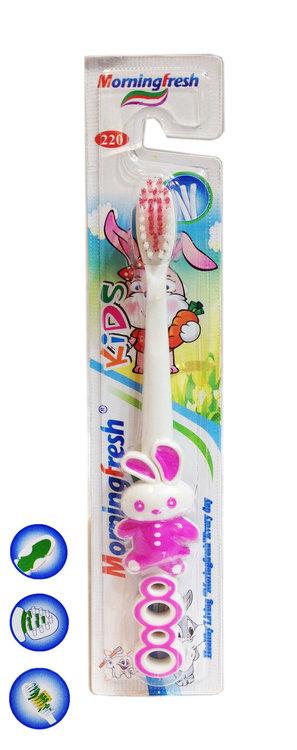 Kinder tandenborstel konijntje