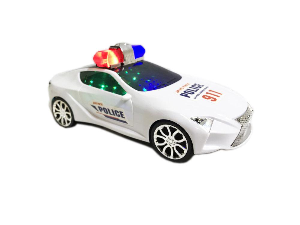 politie speelgoed auto 89-2289