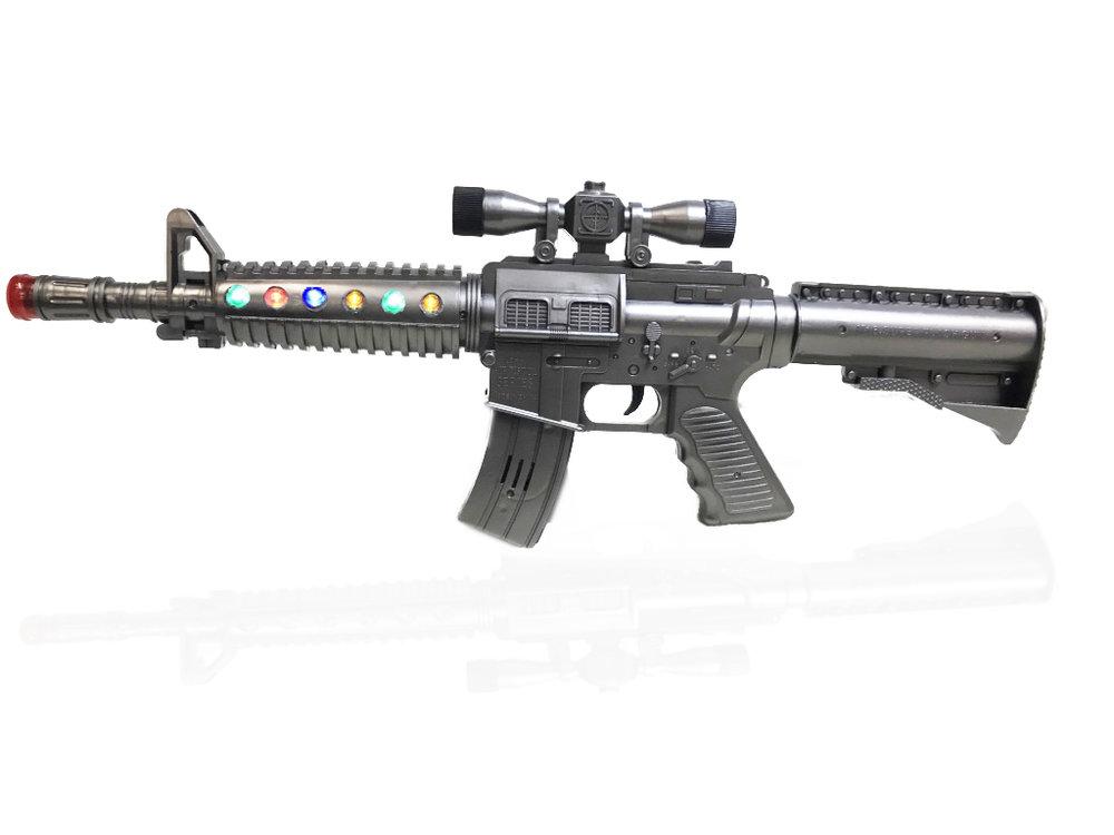 Flash Gun | Speelgoed geweer 52CM