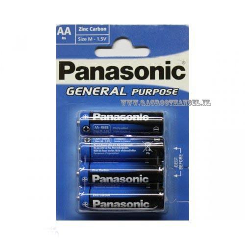 Panasonic AA 1.5V