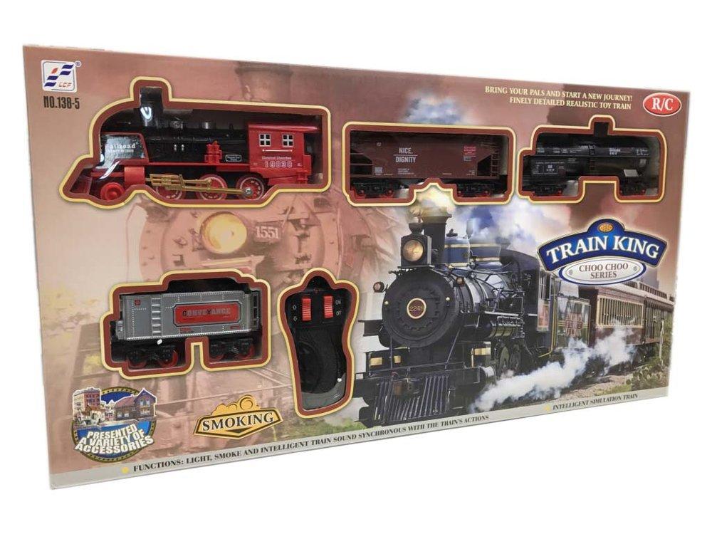 Stoomtrein speelgoed 103x78CM