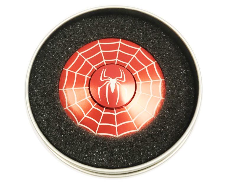 Spiderman spinner - Fidget Spinner handspinner rood