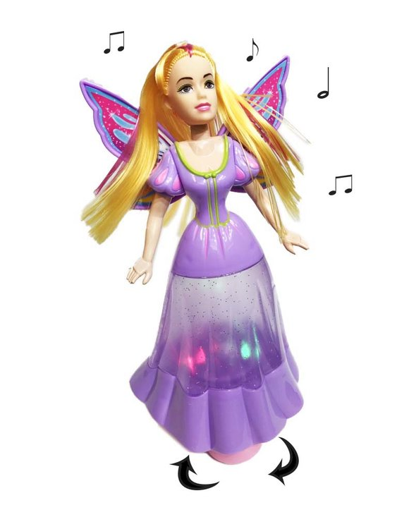 Dancing Butterfly princess | prinses Vlinder Fee