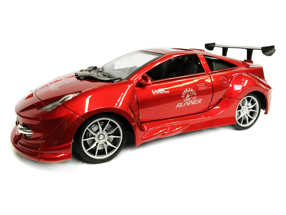 RC Race Model Auto |Emulation Car 1:16 1:16 USB oplaadbaar mix ass.