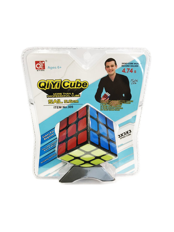Rubik's cube| rubiks kubus (3X3) 5.6CM