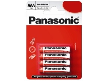 Panasonic AAA 1.5V (R03)