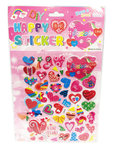 Happy Stickers mix ass. plakstickers  school stickers