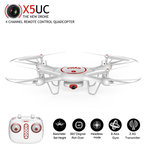 SMYA X5UC HD CAMERA DRONE -QUADCOPTER +Hover mode