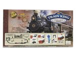 Smoking train speelgoed groothandel | TRAIN KING(103x78CM)