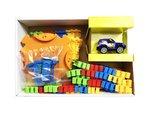 Track set speelgoed auto - 142 stuks - Magic Race baan set