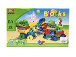 Bloks speelgoed set 58 stuks bouwblokjes |Blocks