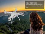 SYMA X8 Pro drone met GPS + FPV live camera drone