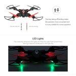 Syma X56W Folding Wizard drone (opvouwbaar) HD FPV 720p quadcopter