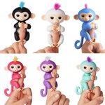 Finger Monkey -schattige baby aapjes  (oplaadbaar)