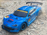Rc auto Drift Furious 8 | 2.4Ghz 4x4WD | 1:10 40KM/U | race auto