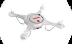 SYMA X5UW-D DRONE HD LIVE DRAAIBAAR CAMERA - HOVERMODE -APP CONTROL