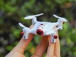 Syma x20W mini quadcopter met fpv live camera drone
