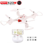 Syma X23W FPV real-time drone 2.4ghz hovermode