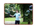 Bellenblaas zwaard - gigantische bubbels - Bubble World Sword Groot 77CM