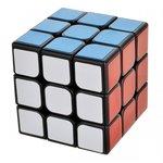 Breinbreker kubus cube| kubus (3X3) 5.6CM mix ass kleuren