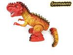Dinosaurus speelgoed - Tyrannosaurus - met lichtjes en dinosaurus geluid 32 CM