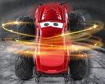 NQD Radiografische Stunt truck 2.4GHZ - schaal 1:16