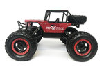Rc Rock Metal Crawler 4x4 off-road auto 1:14 - bergbeklimmer 2.4GHZ mix kleur