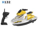 Rc jetski speelgoed boot H132 - oplaadbaar - 2.4GHZ zender 50meter- 10km/h - 1:47_