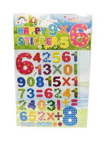 Happy Stickers mix ass. plakstickers |school stickers