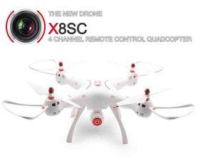 Syma X8SC HD camera quadcopter drone met HD camera