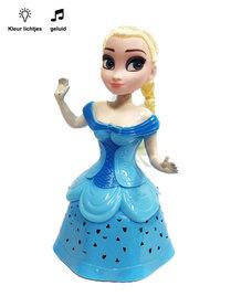 Snow Girl prinses pop |danst en zingt mix ass.