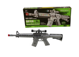 Flash Gun   Speelgoed geweer 52CM