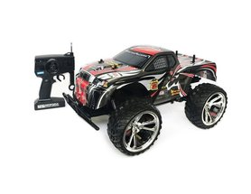 Rc Monster Truck Racing SHADOW Car auto 1:10 (45CM) 18KM/U -oplaadbaar