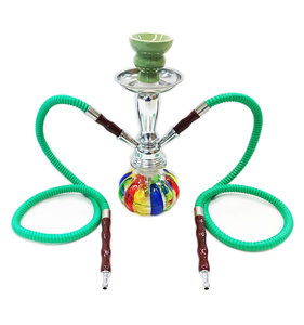 Hookah 2 slang waterpijp 4ass