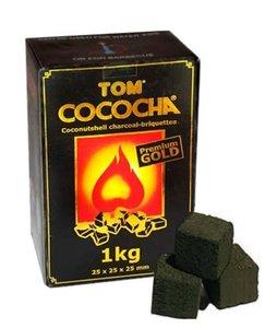 TOM COCOCHA Premium kool Gold 1KG kooltjes per verpakking