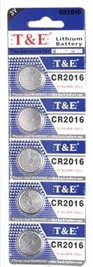T&E CR2016 3V