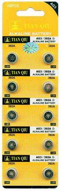 TIAN QIU AG 3 / 392A batterijen