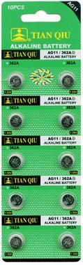 TIAN QIU AG 11 / 362A batterijen