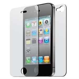 Screen Guard iphone 4,4s| screenprotector iPhone 2in1