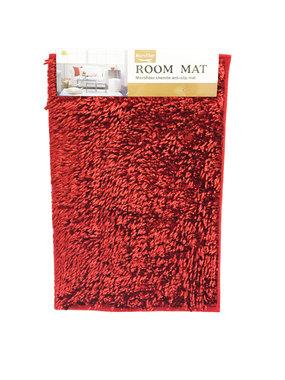 Microfiber Room mat|Kamermat | chenille anti-slip mat mix assorti kleuren