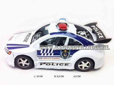 Politie auto -A5567