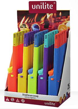 Unilite  BBQ Keuken aanstekers-(25 pak)