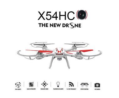 Syma X54HC HD camera Drone + Altitude mode
