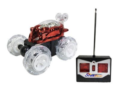 Dasher rc stunt auto speelgoed mix kleuren