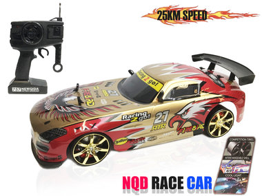 RC DRift Race Auto car 25km/u 1:10 Mix ass.