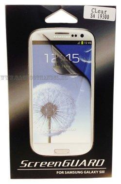 Screenquard Galaxy S3 |screenprotector S3 samsung