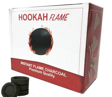 Hookah Flame Charcoal- Waterpijp kooltjes