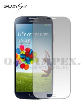 Samsung Galaxy S4 Screen protector |schermfolie S4 samsung